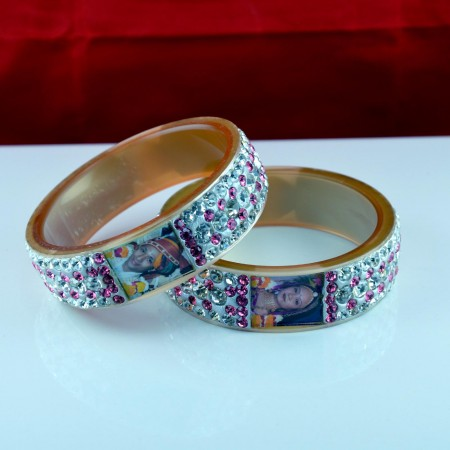 personalize photo bangle your photo print  on bangle size-2.4,2.6,2.8,2.10