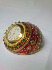Marble Half Paper Weight Watch