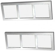 Metal Photo frame Set of 2