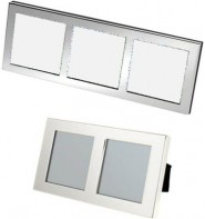 Sutra Decor Metal Photo frame Set of 2