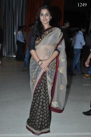 BollyWood Replica Vidya Balan Designer Net & Viscose Saree