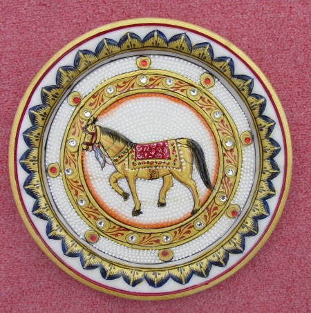 Best Marble Decorative Plate
