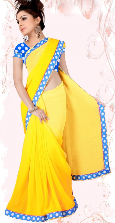 Exclusive melodic designer saree