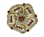 kshitij brooch with red stones 005 KJB